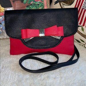 Betsey Johnson Crossbody Envelope Bag